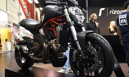 Rizoma Ducati Monster 1200