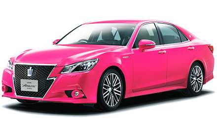Toyota Crown «ReBORN PINK»