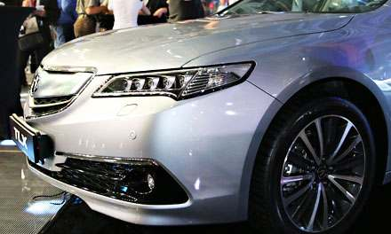 Аcura TLX 2014
