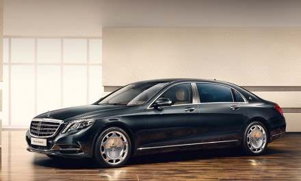 Mercedes-Maybach S-Класс