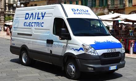 Iveco New Daily Electric