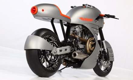 ICM Iron Custom Motorcycles.