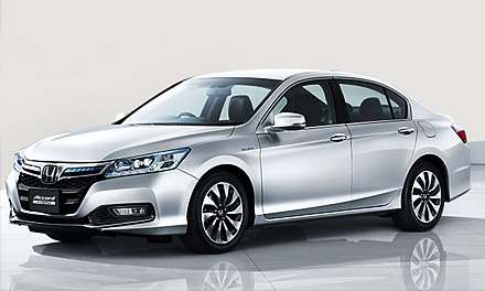 Honda Accord Hybrid JDM 2014
