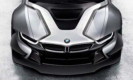 BMW i8 Jon Sibal