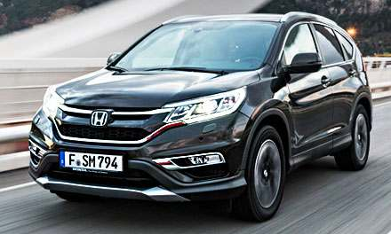 Honda CR-V Executive 2015