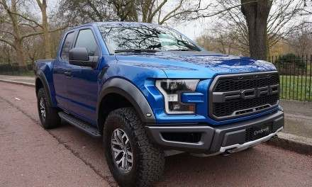 Ford F-150 Raptor