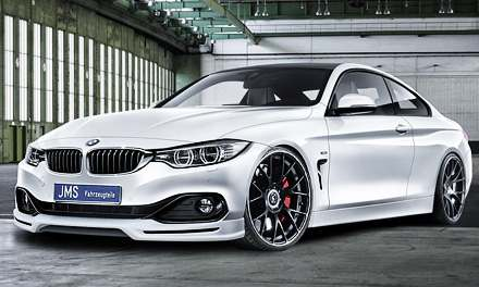 BMW 4-Series Coupe JMS