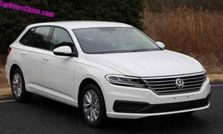 Volkswagen Grand Lavida Plus