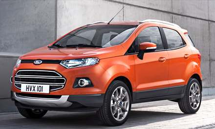 Марка Ford