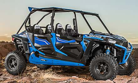 Polaris RZR 4 900 EPS 2015