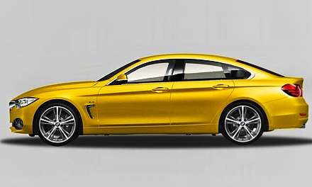 BMW 4-Series GranCoupe