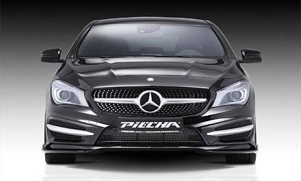 Mercedes-Benz CLA Piecha Design