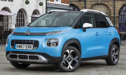 Citroen C3 Aircross Flair