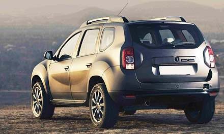Renault Duster DC Design