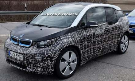 BMW i3S iPerformance