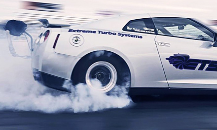 Nissan GT-R Extreme Turbo Systems