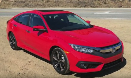 Honda Civic Sedan (2016)