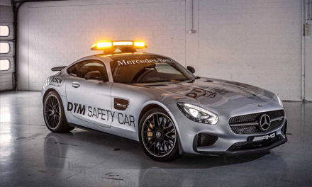 Mercedes-Benz AMG GT S DTM Safety Car (2015)