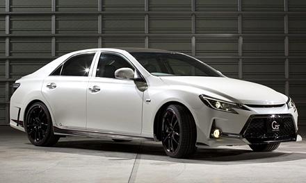 Toyota Mark X - G Sports  2016