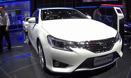 Toyota Mark X Reiz