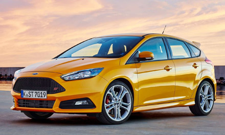 Ford Focus ST Wagon (2015)