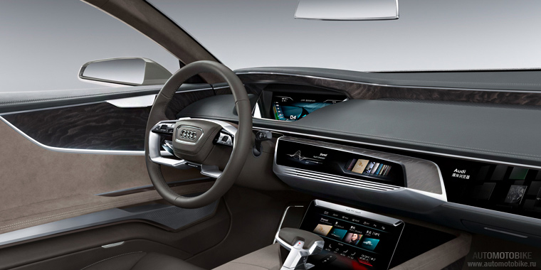 Концепт Audi prologue allroad
