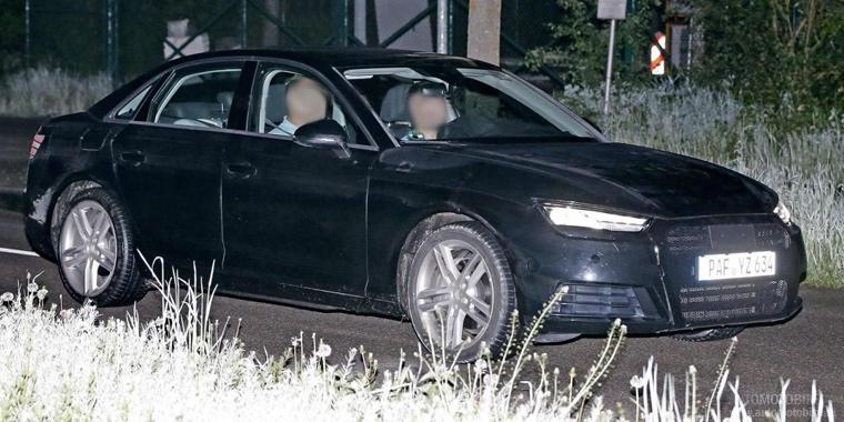Седан Audi A4 2016