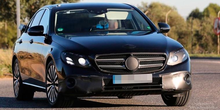 Mercedes-EClass