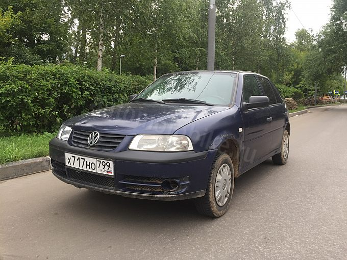2004 Volkswagen Pointer