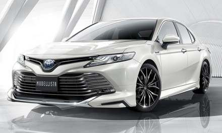 Toyota Camry Debuts