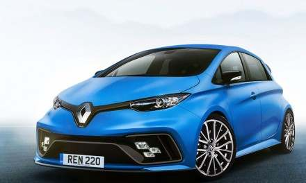 Renault Zoe RS