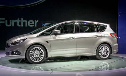 Ford S-MAX (2015)