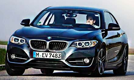 BMW 2-Series Coupe 2014
