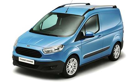 Ford Transit Courier (2013)