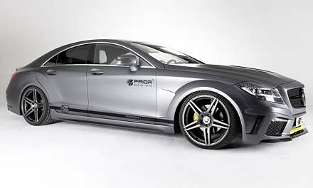 Mercedes-Benz CLS PD550 Black Edition
