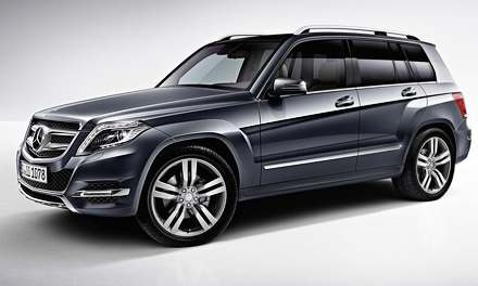 Mercedes-Benz GLK 250 4MATIC (2013)