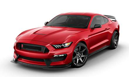 Ford Super Mustang 2017