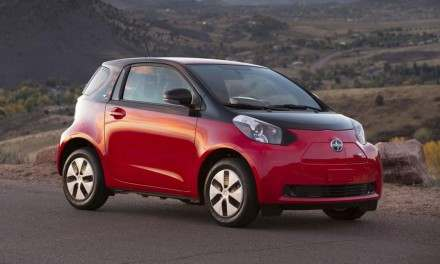 Scion IQ EV 2013