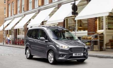 Ford Tourneo Connect и Tourneo Courier