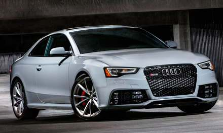 RS5 Coupe Sport Edition 2015