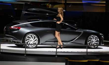 Opel Monza Concept ММАС 2014