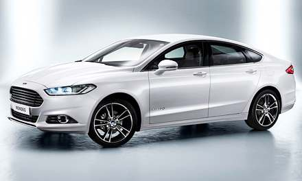 Ford Mondeo (2013)