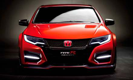 Концепт Civic Type R