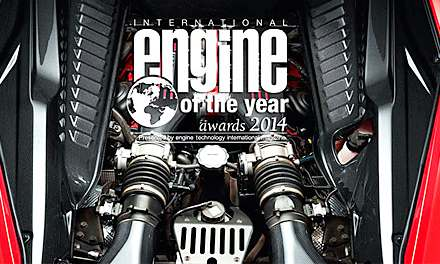International Engine of the Year-2014