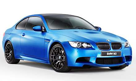 BMW M3 Coupe (2013)