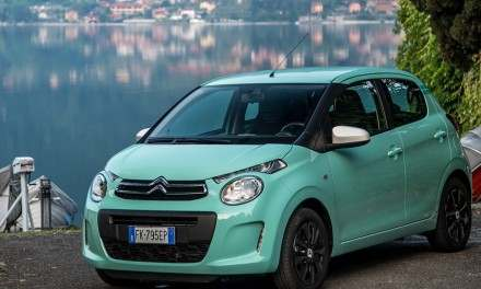 Citroen C1 Pacific Edition