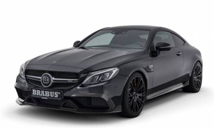 Mercedes C63S Coupe