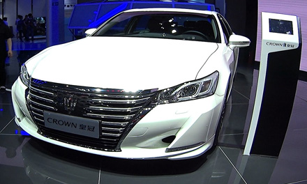 Toyota Crown 2017