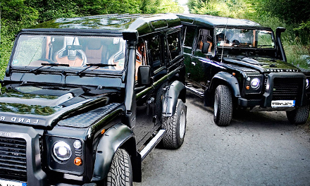 Land Rover, Toyota