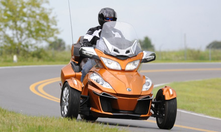 BRP Can-Am Spyder 2015